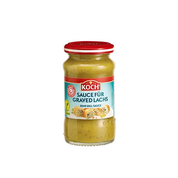 KOCHS Produkte Craved-Lachs