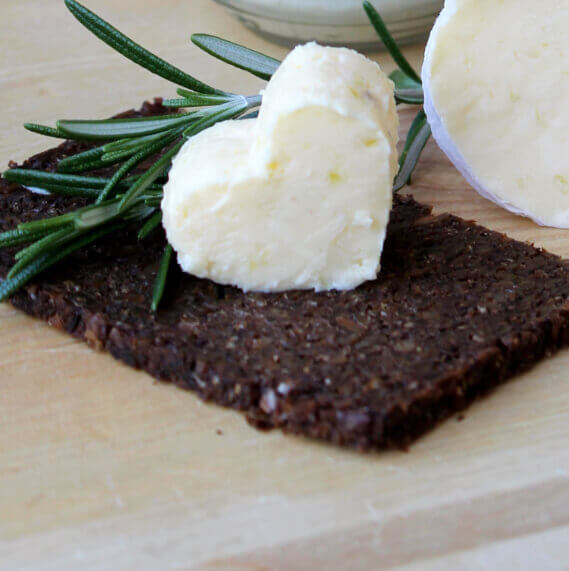KOCHS Rezepte Meerrettich-Zitronen-Butter
